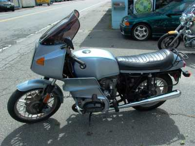 1978 BMW R100RS motorcycle