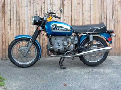 bmw r75/5 (1972) - duncan's beemers